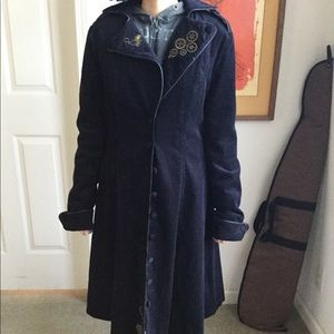 Jackets & Blazers - Women's Doctor Who Victorian-style Trench Coat